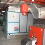 Sala de Máquinas de Piscina Cubierta