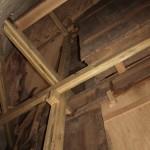 Calculo de estructura auxiliar Restauración de Retablo Iglesia Parroquial de Balboa (León)