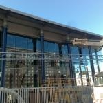 Calculo de estructuras auxiliares para rótulos Concesionario Mercedes Benz en Sevilla