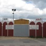 Legalización con su correspondiente número de Registro de Plaza de Toros Portátil de La Granja de San Ildefonso (Segovia)