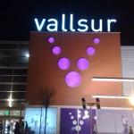 Desarrollo de Montaje  Imagen Corporativa Centro Comercial Vallsur (Valladolid)