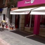 Desarrollo de implantación de Imagen Corporativa en tiendas Marionnaud en España