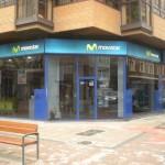 Tienda Movistar de Miranda de Ebro en España