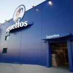 Fachada Comercio Juguettos (Segovia)